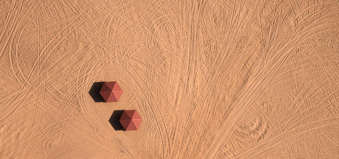 150518-19 Beach huts aerial