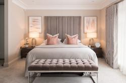 Bedroom symmetry