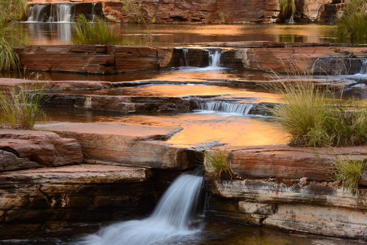 150427-7 Dales Gorge Waterfalls