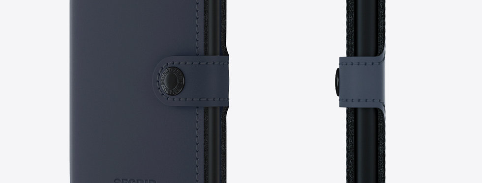 Secrid Miniwallet MM-Matte Night Blue