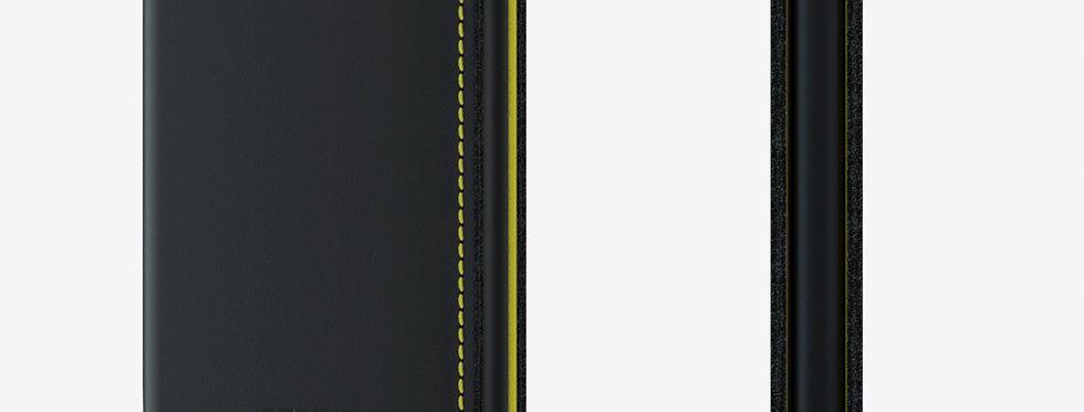 Secrid Slimwallet SM-Matte Black&Yellow