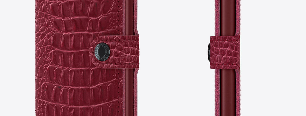 Secrid Miniwallet MM-Nile Ruby