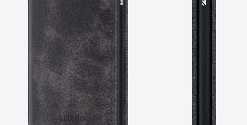 Secrid Slimwallet SV-Vintage Grey-Black
