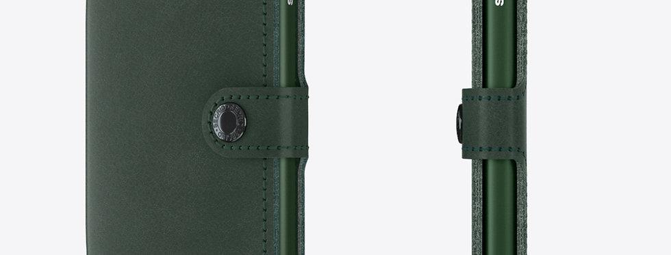 Secrid Miniwallet MO-Original Green