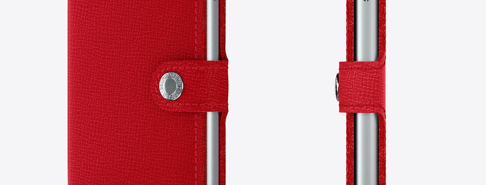 Secrid Miniwallet MC-Crisple Red