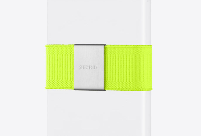Secrid Moneyband MB-Neon Yellow