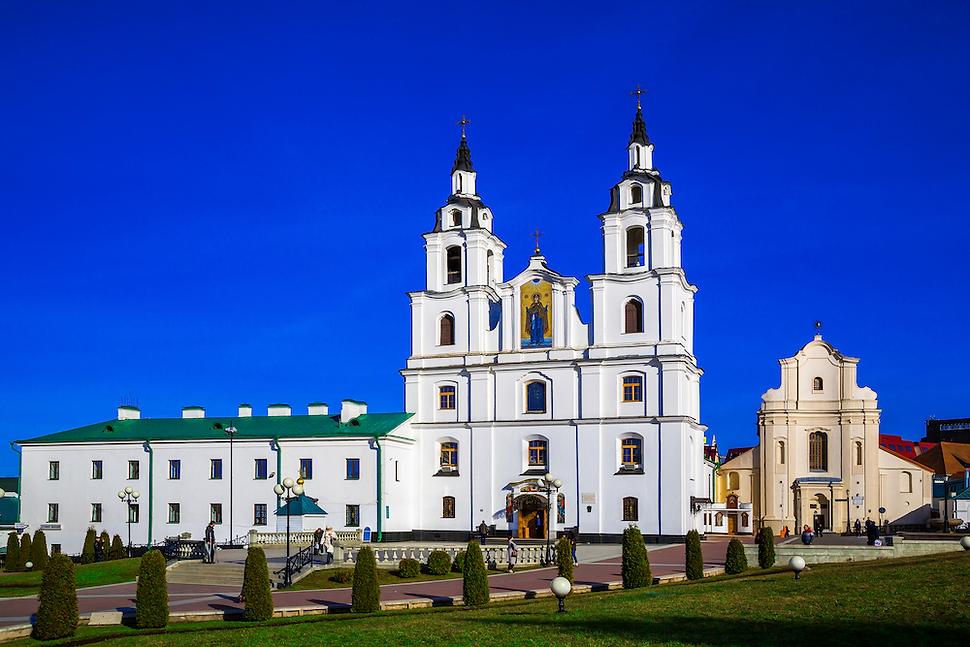 Minsko Stačiatikių katedra