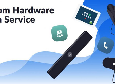 Zoom Hardware as a Service
