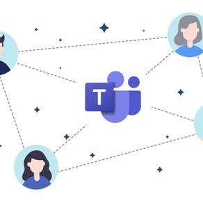 Webinars in Teams