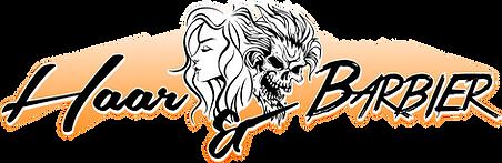 Haar en Barbier logo kapsalon.png