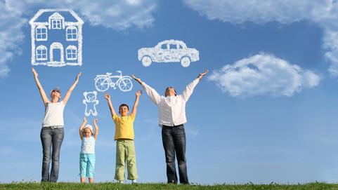 Как ставить финансовые цели, если в семье раздельный бюджет