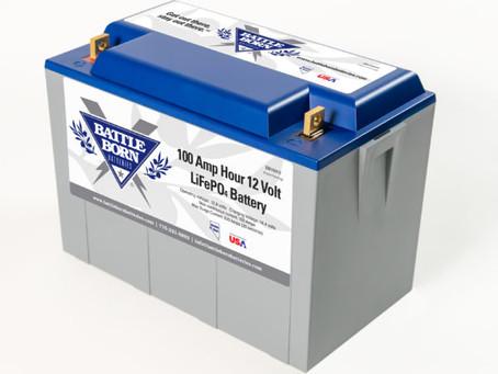 Why RVers love Lithium Batteries