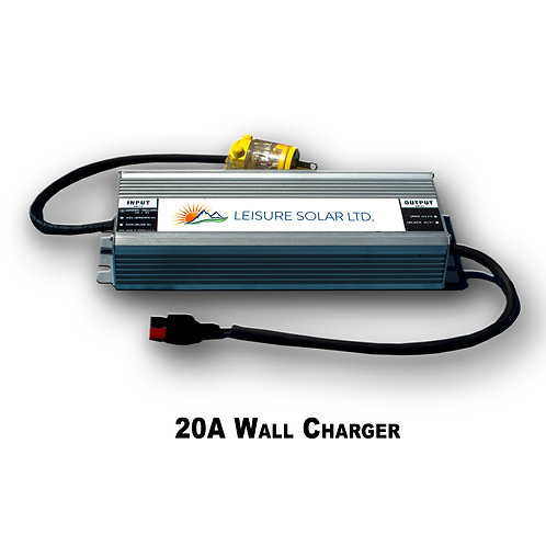 EZ-PTG-20A Wall Charger