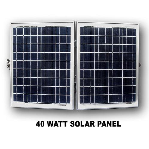 Solar Suitcase 40W