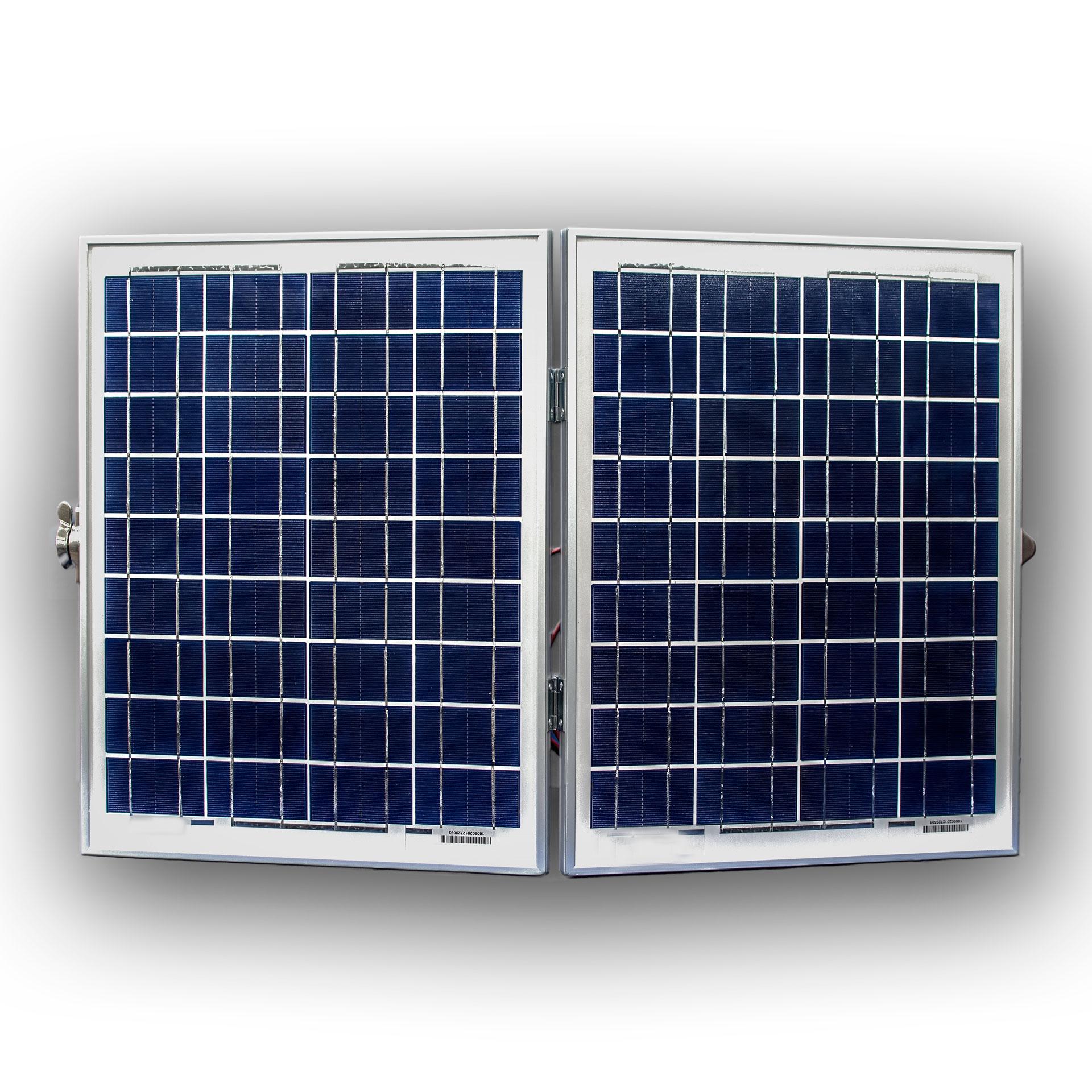 Suitcase Solar Panel