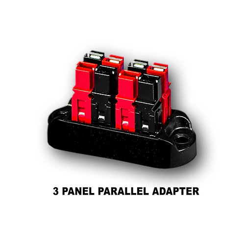 EZ-PTG-3WAY Adaptor for connecting 2 or 3 panels in parallel
