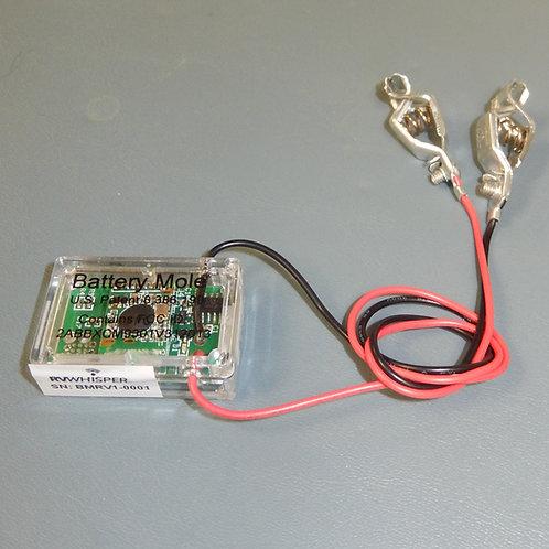 RV Whisper Battery Mole Voltage Sensor BMRV1