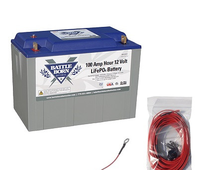 Build your own RV Lithium Battery Heater