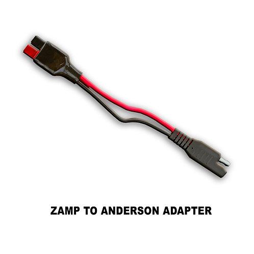 EZ-PTG-ZAMP Converts ZAMP to Anderson connectors