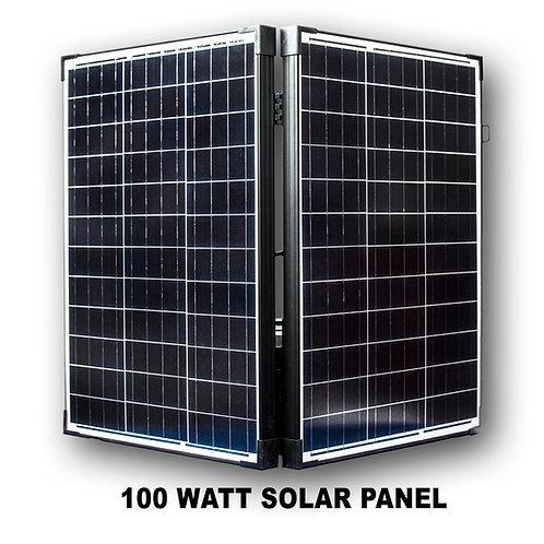 Solar Suitcase 100W-CC