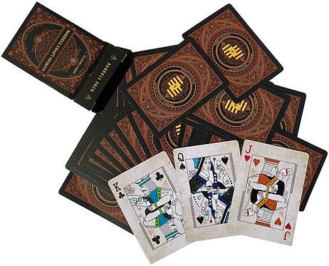 Barrell Craft Spirits Custom Playing Cards
