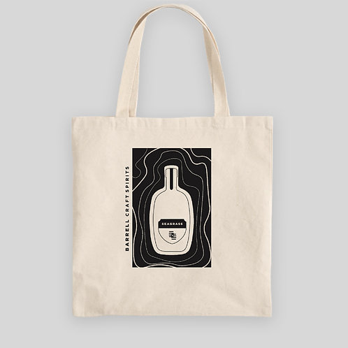 BCS Seagrass Outline Tote Bag