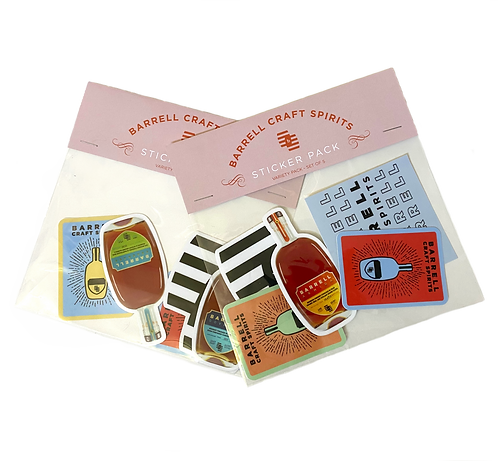 BCS Sticker Pack