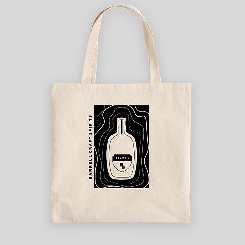 BCS Dovetail Outline Tote Bag
