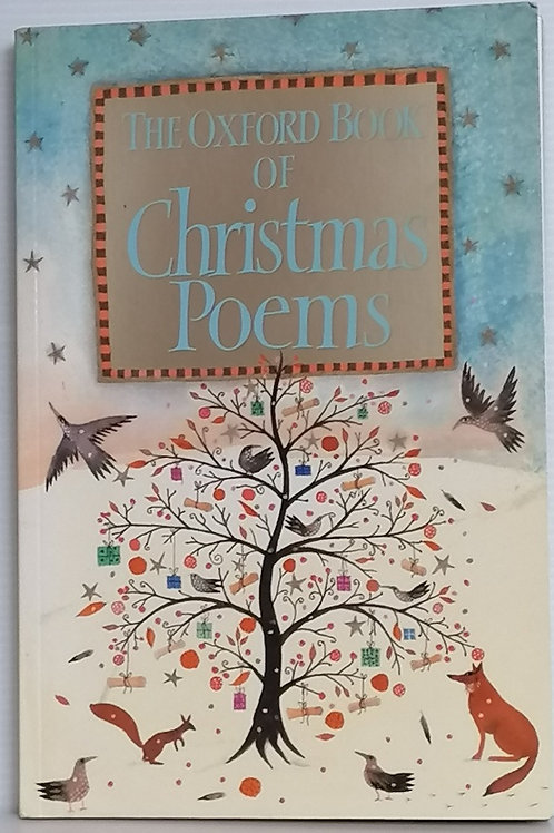 The Oxford Book of Christmas Poems