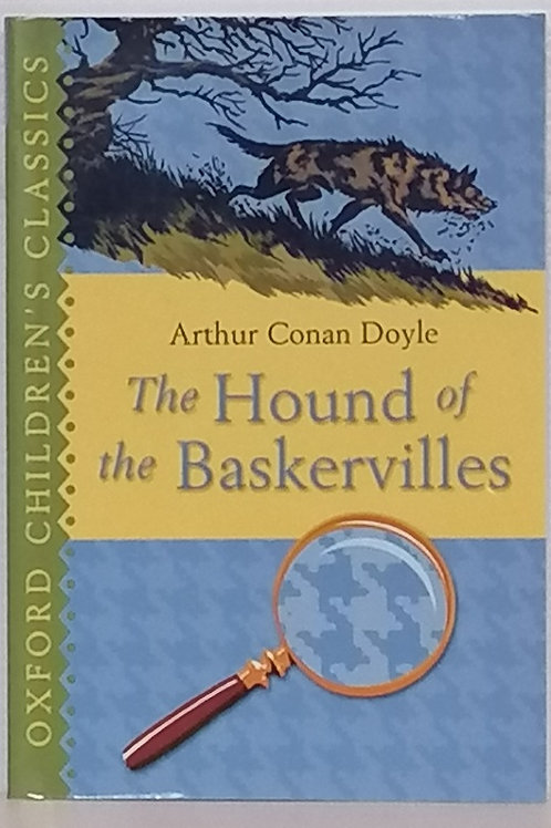 The Hound of the Baskervilles by Sherlock Holmes