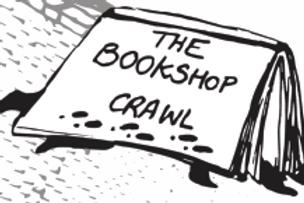 Bookshop Crawl Tote Bag