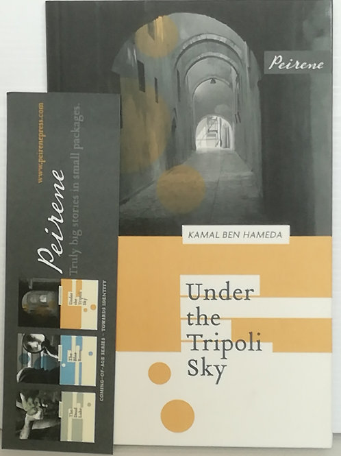 Under the Tripoli Sky by Kamal Ben Hameda