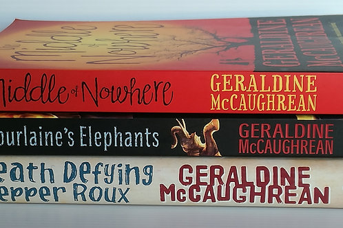 An Introduction to Geraldine McCaughrean