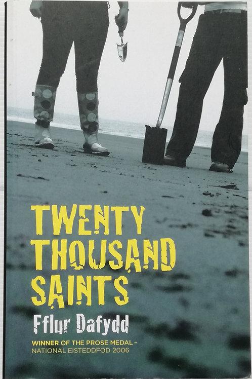 Twenty Thousand Saints by Fflur Dafydd