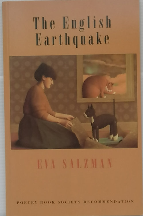 The English Earthquake by Eva Salzman