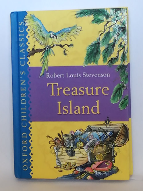 Treasure Island by R.L Stevenson