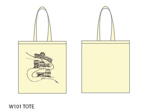 Original Bookshop Crawl Tote Bag