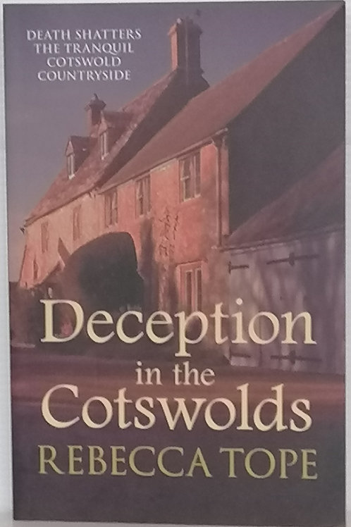 Deception in the Cotswolds by Rebecca Tope