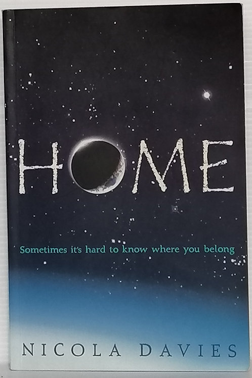 Home by Nicola Davies