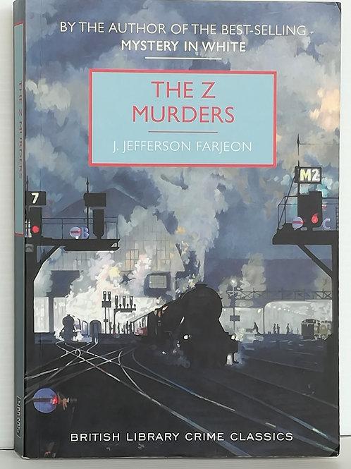 The Z Murders by J. Jefferson Farjeon