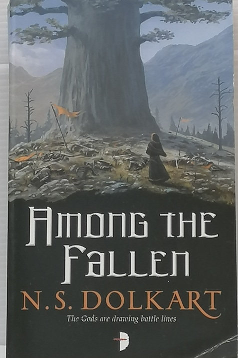 Among the Fallen by N.S Dolkart