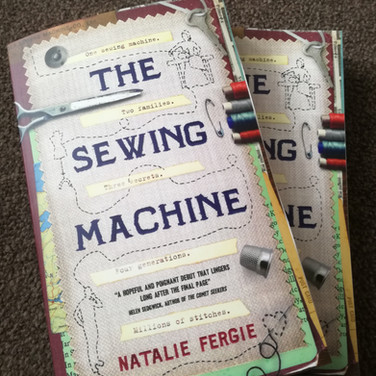 The Sewing Machine - Natalie Fergie