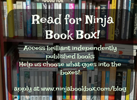 We're Looking for Ninja Readers