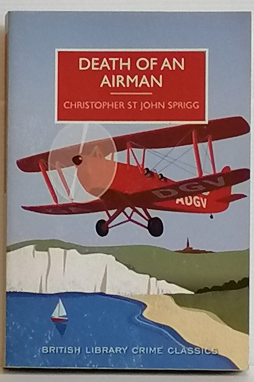 Death of an Airman by Christopher St John Sprigg