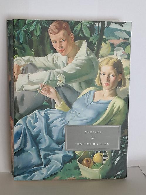 Persephone Classics: Mariana by Monica Dickens