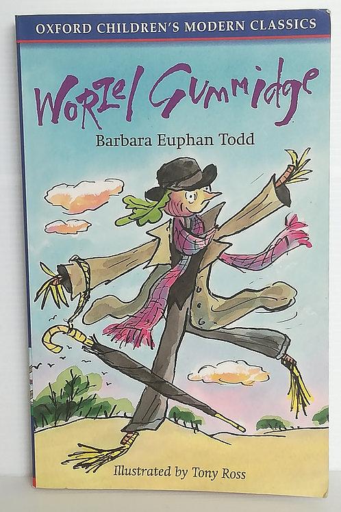 Worzel Gummidge by Barbara Euphan Todd