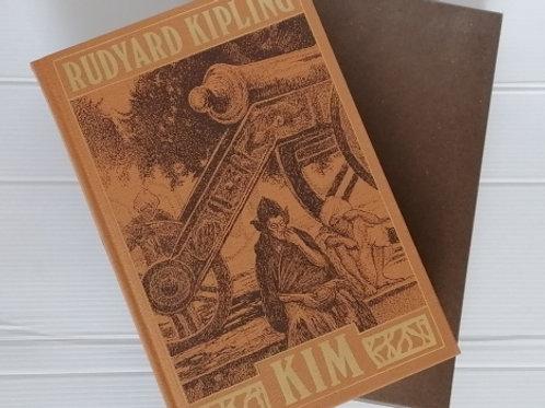 Kim by Rudyard Kipling (Folio Society)