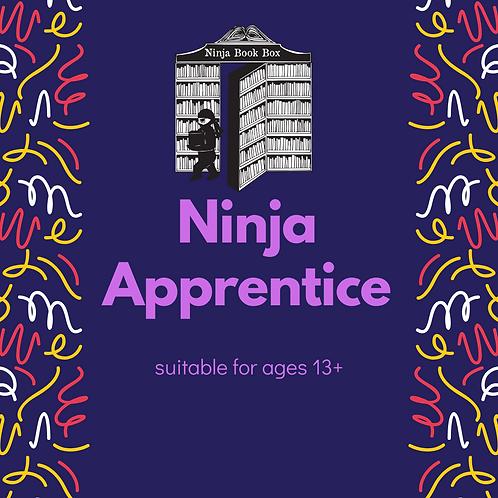 Ninja Apprentice 12 Month Subscription
