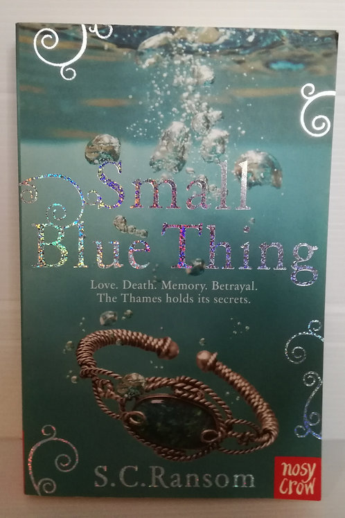 Small Blue Thing by S.C Ransom