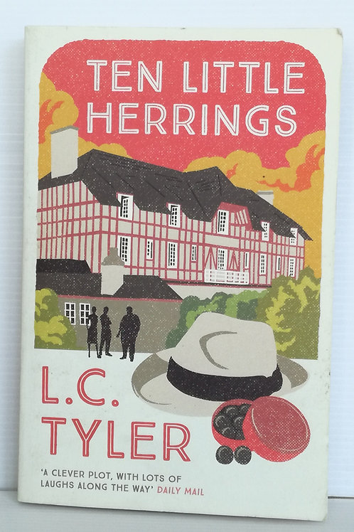 Ten Little Herrings by L.C Tyler